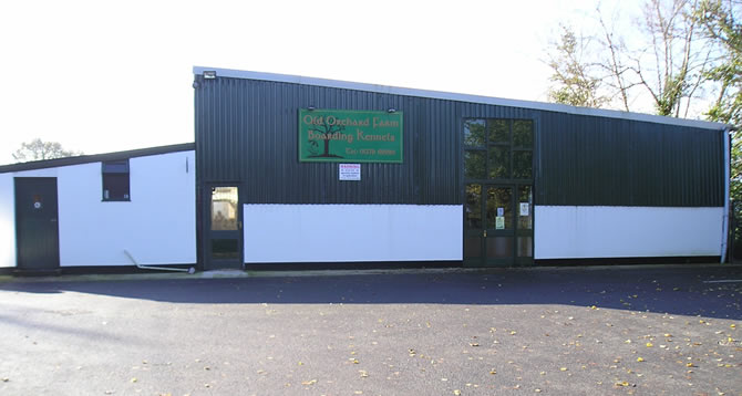 Safe and secure boarding kennels